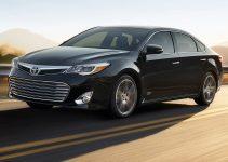 Toyota Avalon Hybrid 2015 Exterior