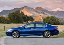Review del Honda Accord Hybrid 2017