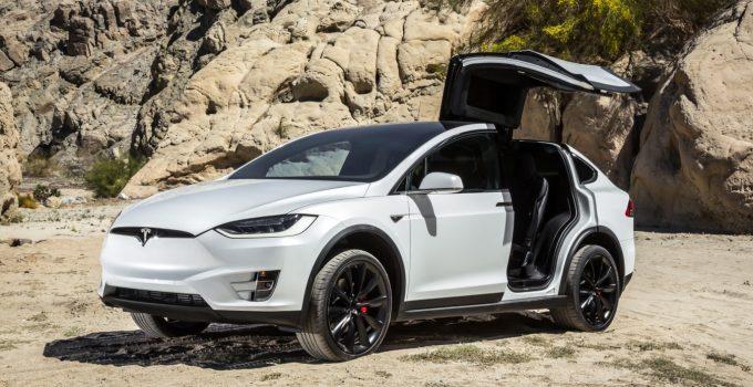 Review del Tesla Model X P90D 2016