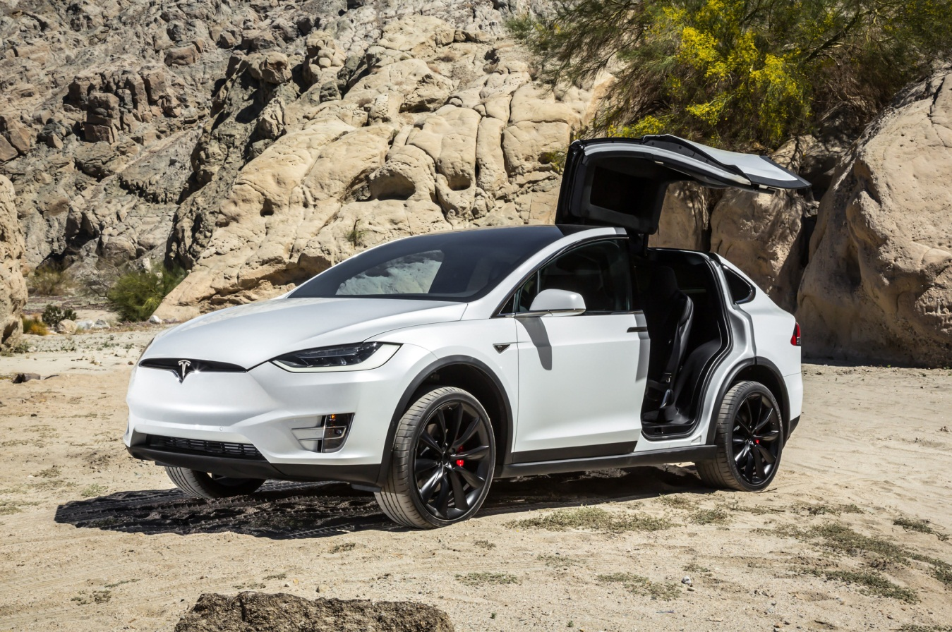 Review del Tesla Model X P90D 2016