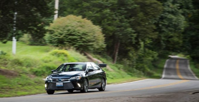 Review del Toyota Camry 2017