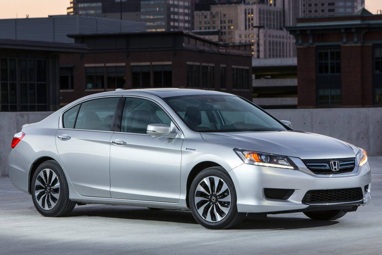 honda accord hybrid 2015 an lisis y opiniones. Black Bedroom Furniture Sets. Home Design Ideas